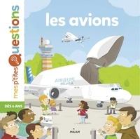 Astrid Dumontet - Les avions.