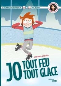 Astrid Guyart et Olivier Loyen - Tout feu tout glace - Avec Nathalie Péchalat.