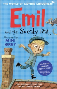 Astrid Lindgren - Emil and the Sneaky Rat.