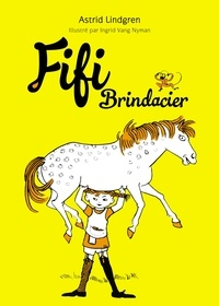 PDF télécharger ebook Fifi Brindacier in French 9782012043398