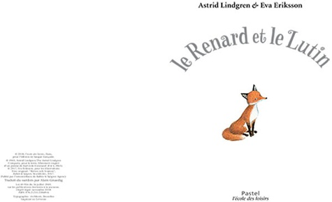 Le Renard et le Lutin
