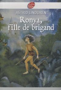 Astrid Lindgren - Ronya, fille de brigand.