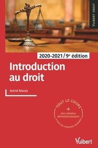 Astrid Marais - Introduction au droit 2020/2021 - Tout le cours et des conseils méthodologiques, à jour des dernières réformes.