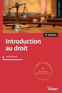 Astrid Marais et  Marais - Introduction au droit.