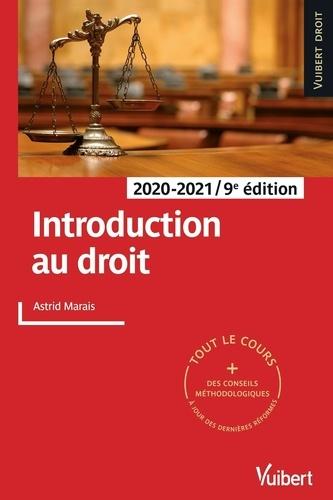 Introduction au droit  Edition 2020-2021