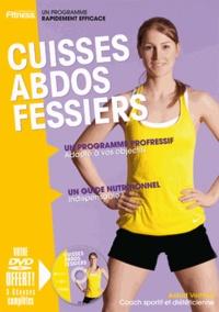 Astrid Verhelst - Cuisses abdos fessiers. 1 DVD