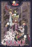 Asuka - Clamp - Postcard set.