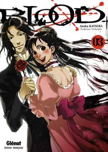 Asuka Katsura - Blood Tome 3 : .