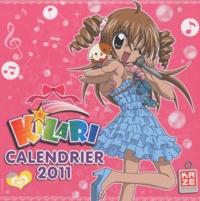Asuka - Kilari Calendrier 2011.