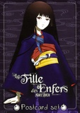 Asuka - La Fille des Enfers - Postcard Set.