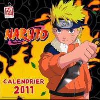 Asuka - Naruto calendrier 2011.