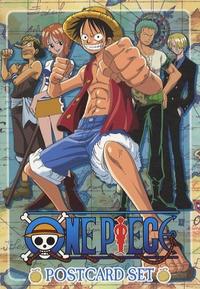 Asuka - One Piece - Postcard set.