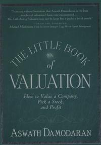 Aswath Damodaran - The Little Book of Valuation.