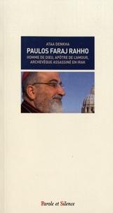 Monseigneur Paulos Faraj Rahho - Homme de Dieu et apôtre de lamour.pdf