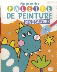 Atelier Cloro - Dinosaures - Avec 1 pinceau.