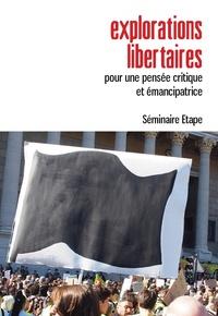 Deedr.fr Explorations libertaires - Pour une pensée critique et émancipatrice Image