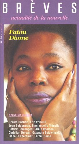 Atelier du Gué - Brèves N° 66 : Fatou Diome.