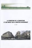 Atelier parisien d'urbanisme - La fermeture de la Samaritaine et son impact sur le quartier environnant - Juin 2007.