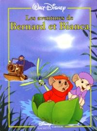 Atelier Philippe Harchy et  Disney - Les aventures de Bernard et Bianca.