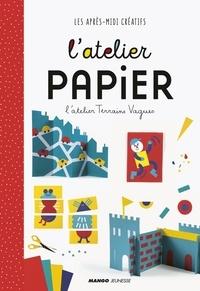 Atelier Terrains Vagues - L'atelier papier.