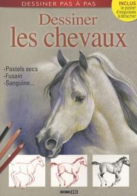 Atelier TF - Dessiner les chevaux.