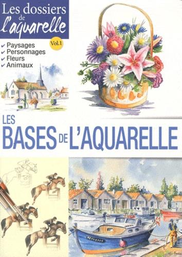 Atelier TF - Les bases de l'aquarelle.