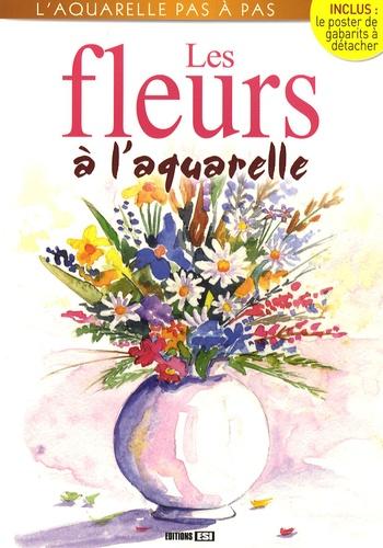 Atelier TF - Les fleurs à l'aquarelle.