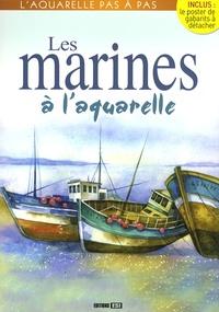Atelier TF - Les marines à l'aquarelle.