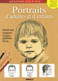 Atelier TF - Portraits d'adultes et d'enfants.