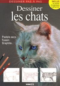 Atelier Tutti Frutti - Dessiner les chats.