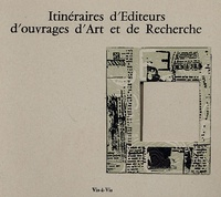 Atelier Vis-à-Vis - Itinéraires d'éditeurs d'ouvrages d'art et de recherche.