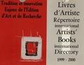 Atelier Vis-à-Vis - Traditions et innovations Enjeux de l'Edition d'Art et de Recherche - Coffret en 2 volumes.