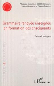 Grammaire rénovée enseignée en formation des enseignants - Pistes didactiques.pdf
