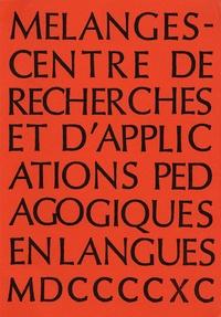 Sophie Bailly et  Collectif - Mélanges  : Recueil 1990.