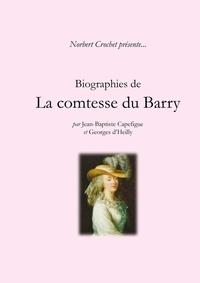Norbert Crochet - Biographies de la comtesse du Barry.