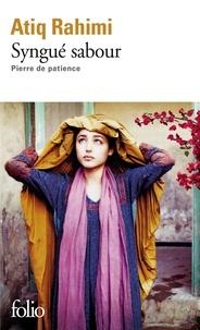 Atiq Rahimi - Syngué Sabour - Pierre de patience.