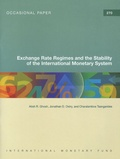Atish R. Ghosh et Jonathan D. Ostry - Exchange Rate Regimes and the Stability of the International Monetary System.