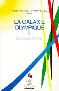 Atlantica - La galaxie olympique - Tome 2, Les jeux d'hiver.