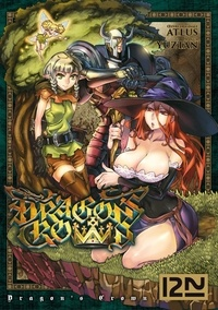 Atlas - Dragon's Crown.