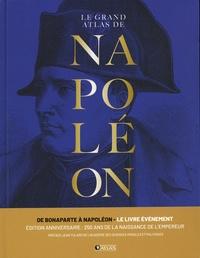 Atlas - Le Grand Atlas de Napoléon édition anniversaire 250 ans.