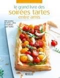 Atlas - Le grand livre des soirées tartes entre amis.