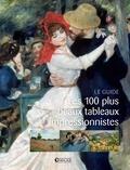 Atlas - Les 100 plus beaux tableaux impressionnistes.