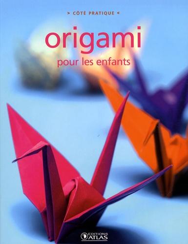 Atlas - Origami pour les enfants.