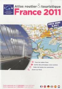 IGN - Atlas routier & touristique France.