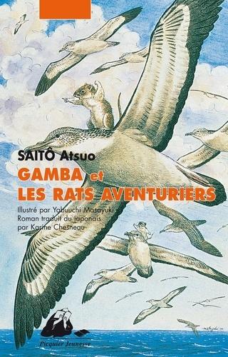 Atsuo Saitô - Gamba et les rats aventuriers.