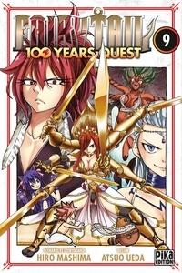Atsuo Ueda et Hiro Mashima - Fairy Tail - 100 years quest Tome 9 : .