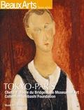 Atsushi Miura - Tokyo-Paris - Chefs-d'oeuvre du Bridgestone Museum of Art, collection Ishibashi Foundation.