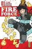 Atsushi Ohkubo - Fire Force Tome 1 : .