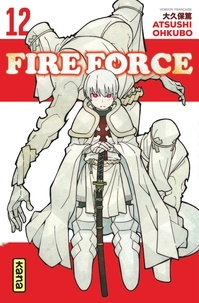 Histoiresdenlire.be Fire Force Tome 12 Image