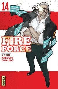 Atsushi Ohkubo - Fire Force Tome 14 : .